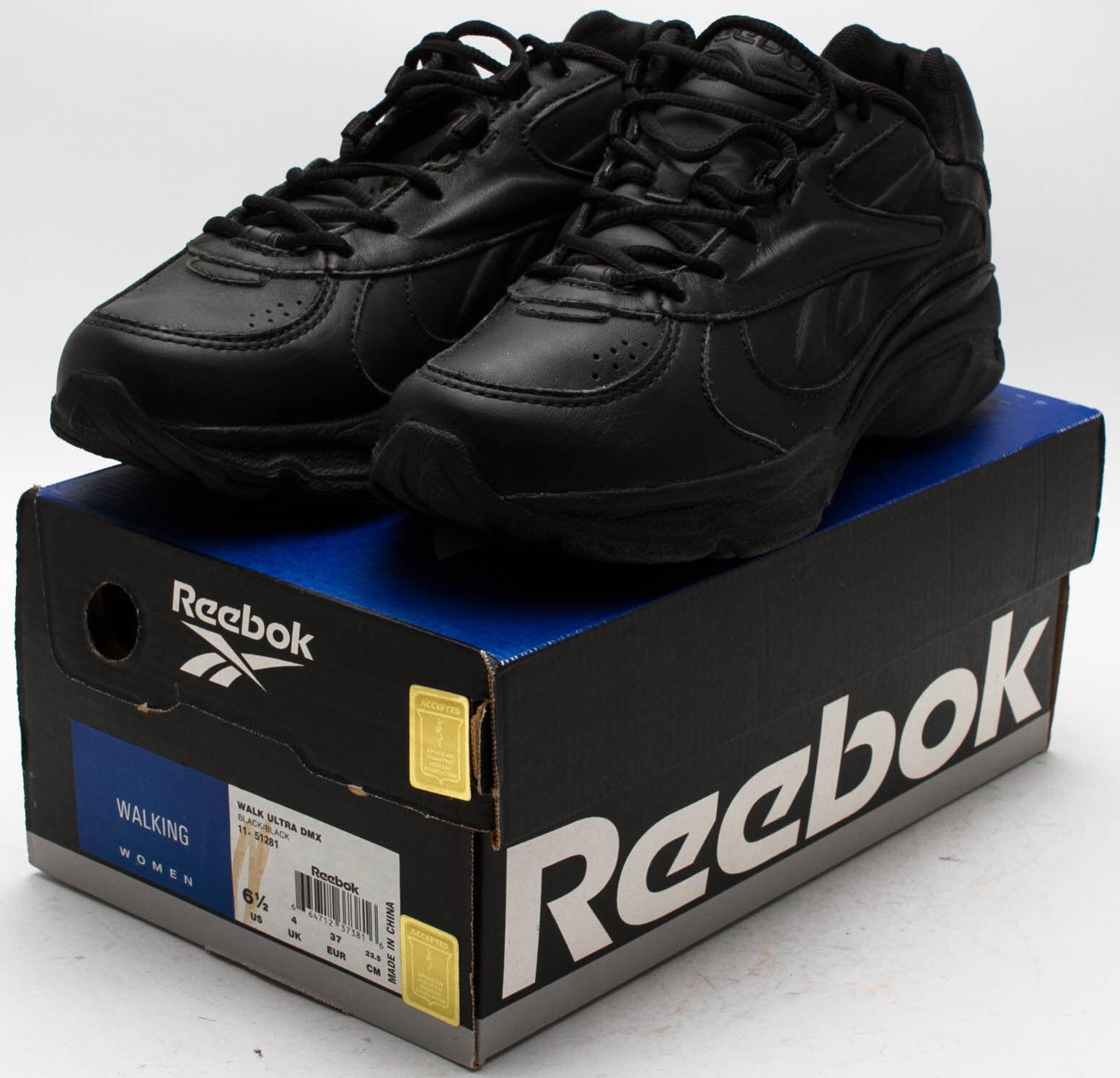 Reebok Damen DMX Vintage 607ms Walk Ultra DMX Damen Schuhe 11-51281 schwarz Größe 6.5 dde1d1