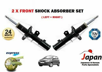 RIGHT SHOCK ABSORBER SET FOR HYUNDAI GETZ 2002-2009 FRONT LEFT