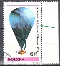 Poland 1981 - Balloons - error Mi. 2734 - used