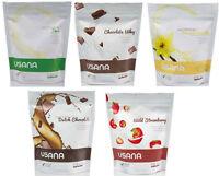 Usana Nutrimeals Vanilla/strawberry/dutch Chocolate/chocolate Whey/fibergy+