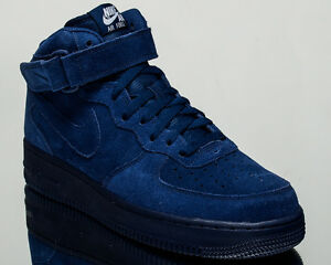 various colors c4bd7 9f428 Nike Air Force 1 Mid 07 AF1 mens lifestyle sneakers NEW binary blue ...