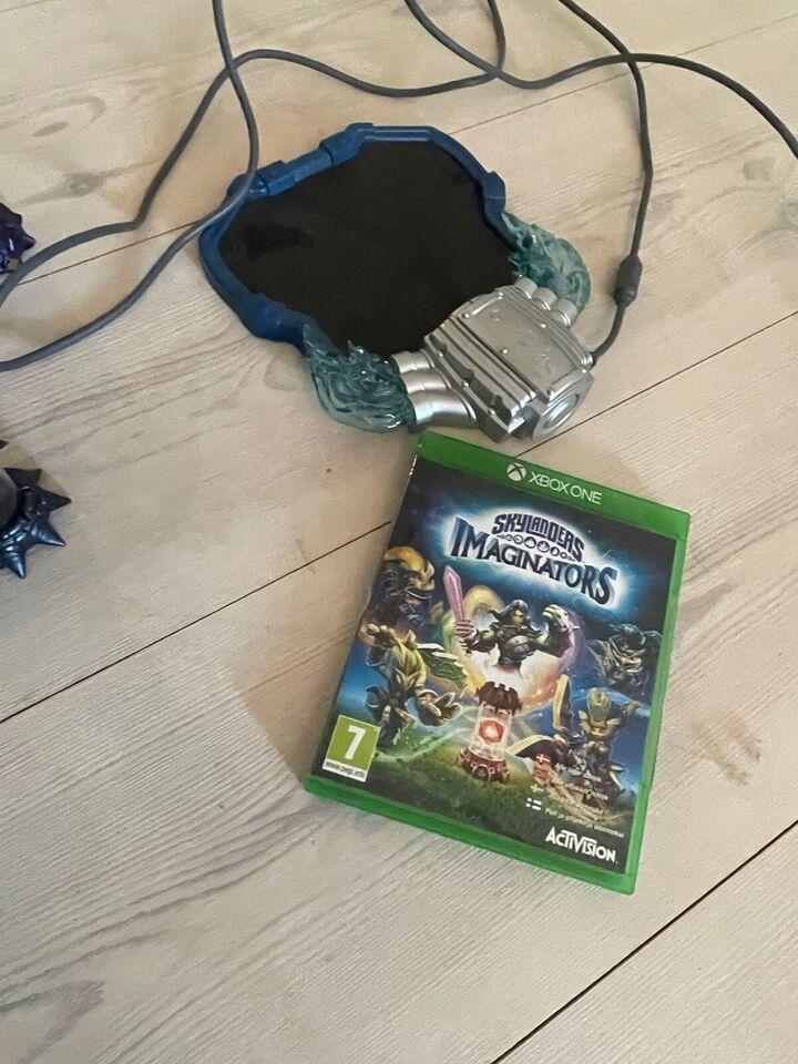 Skylanders Imaginators, Xbox One, adventure