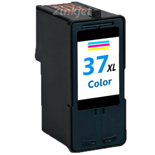37XL HY Color Ink Cartridge For Lexmark X3650 X4650 X5650 X6650 18C2180