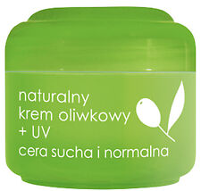 Ziaja 00221 natural olive cream + UV - 50 ml