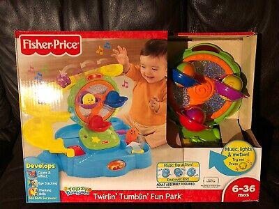 Fisher-Price Topzy Tumblers Tubtime Tumblers