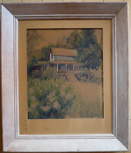 CATHERINE-RICHTER-Wife-of-Henry-RICHTER-LISTED-LAGUNA-PLEIN-AIR-CALIFORNIA-CA