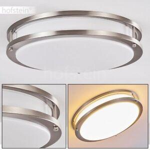 Détails sur Plafonnier LED Lampe à suspension ronde Lampe de salle de bains  Lampe de couloir