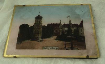 Zielsetzung Altes Bild Heiligenberg Harmonische Farben