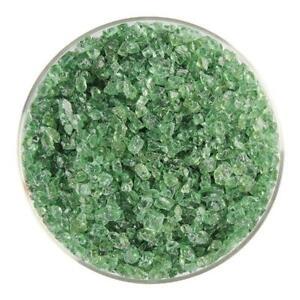 90 Coe 5 Oz Light Green Transparent Fine Frit