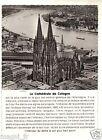 Allemagne - cpsm - KÖLN - COLOGNE - La cathédrale (H5066)