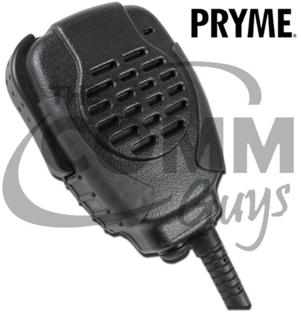 PRYME STORM TROOPER QUICK RELEASE SPEAKER MIC MOTOROLA XTS5000 XTS2500 XTS3000