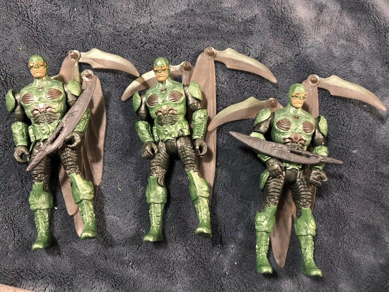Parademon dc multiversum 6  action - figur toys r us - exklusiv - menge 3