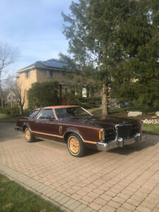1978 Ford Thunderbird sports trim