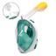 Full-Face-Snorkel-Mask-Scuba-Diving-Swimming-Free-Breath-Underwater-Anti-Fog-Dry thumbnail 13