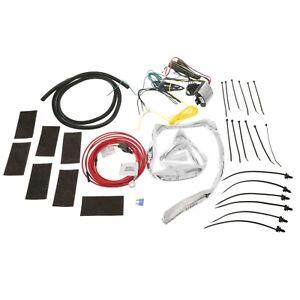 ford edge flex escape mkx 4 pin trailer hitch wiring harness tow kit oem  new | ebay  ebay