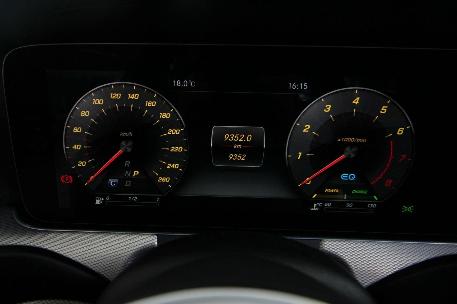 Mercedes E350 AMG Line aut.