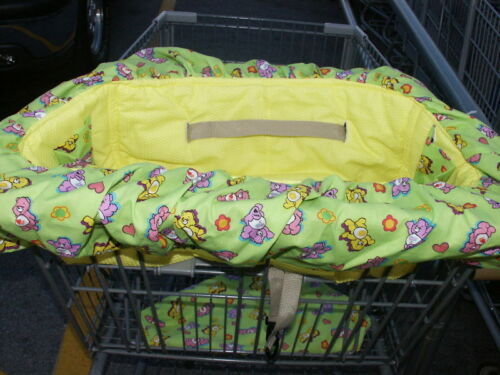 Komfy Kid Custom Shopping Cart Cover w//bag