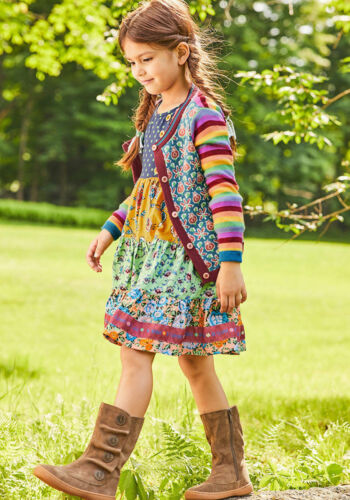 Matilda Jane Wild Heart Dress Girl Size 4 6 8 10 Choose Your Own Path New In Bag