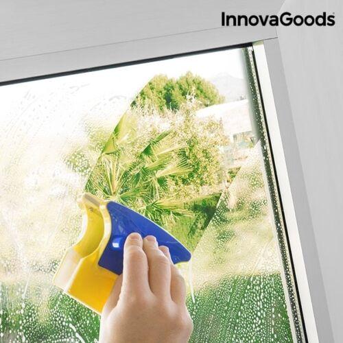 magnetischer Glas Reiniger Fensterreiniger reinigt gleichzeitig innen/& aussen