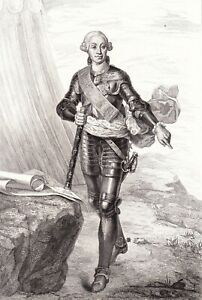 Portrait-XIXe-Louis-Nicolas-Victor-de-Felix-d-039-Ollieres-Comte-Du-Muy-Marechal