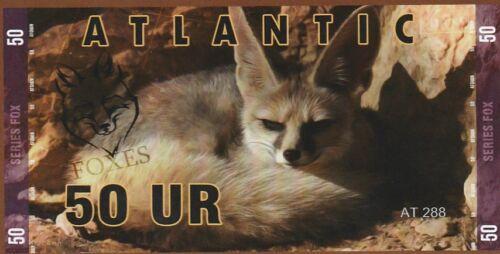 Bank Atlantic 50 Ur Afhan wolf