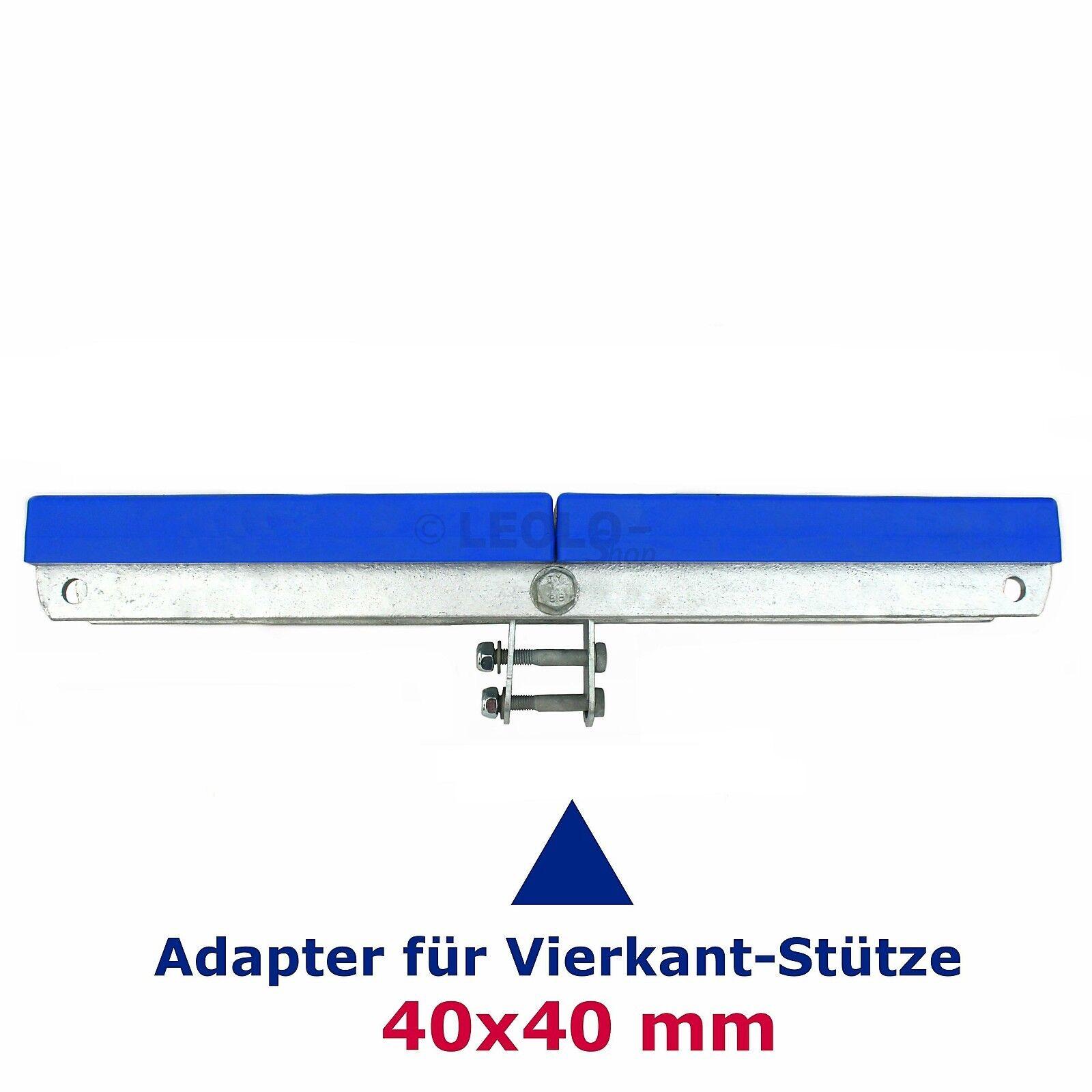 ⚓ Stiefelauflage  600 mm blau inkl. Montage-Kit ➔ spurfrei  Stiefelauflage | Sliphilfe 90a670