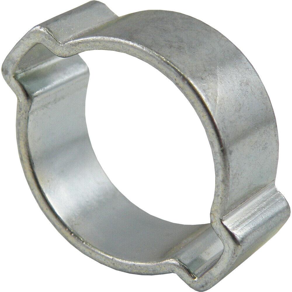 10 Stück 1-Ohr Schelle 31,1mm Edelstahl Schlauchschelle
