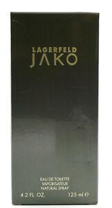 (GRUNDPREIS 191,92€/100ML) LAGERFELD JAKO FOR MEN 125ML EAU DE TOILETTE SPRAY