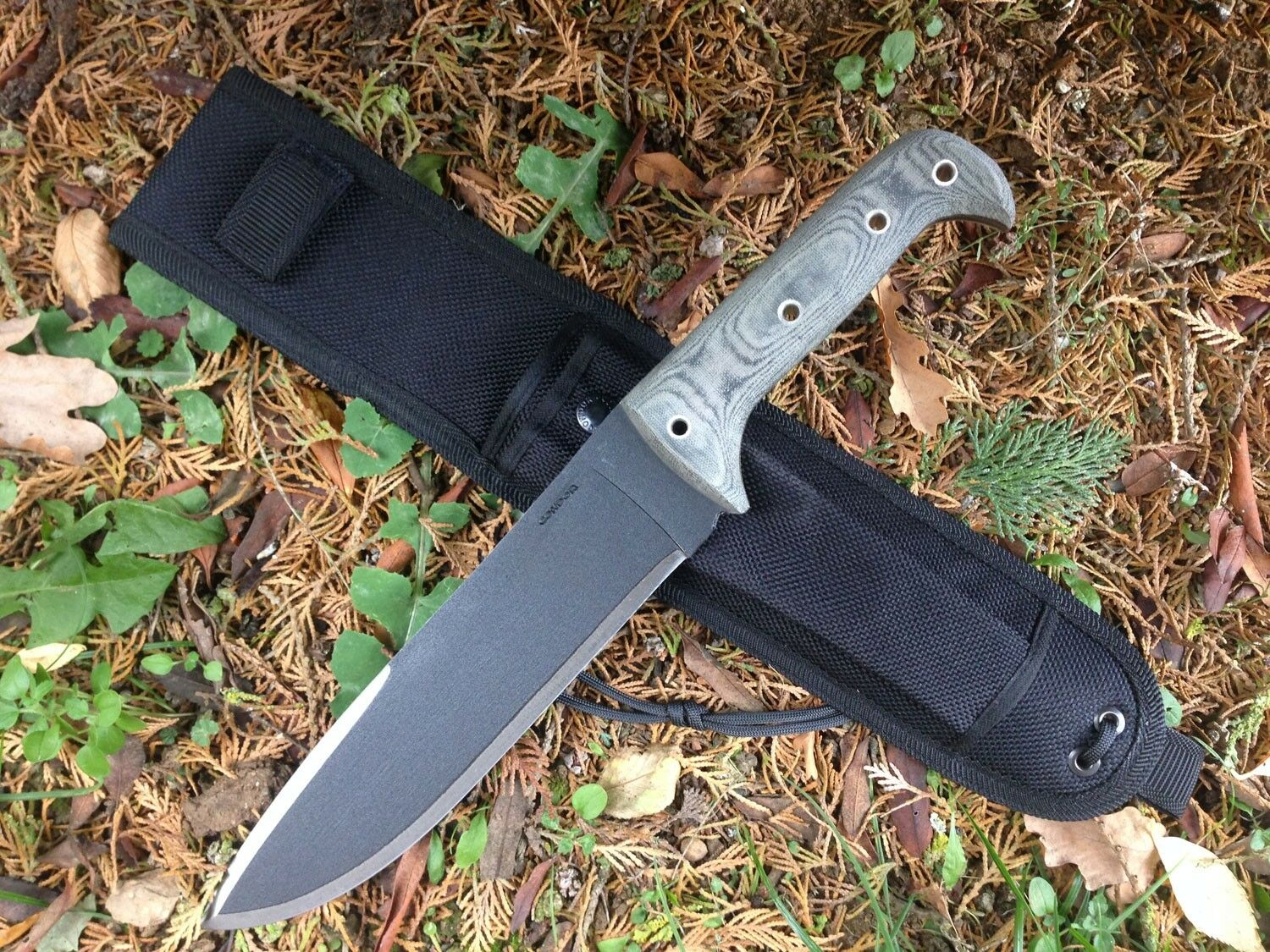 Condor Coltello KNIFE moonstalker coctk 258-9hc