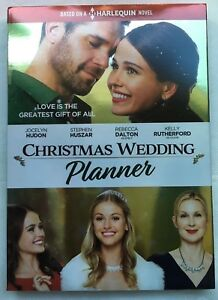 Christmas Wedding Planner Dvd W Slipcover 43396522473 Ebay