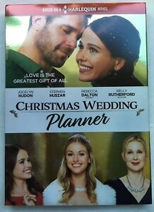 Christmas Wedding Planner.Details About Christmas Wedding Planner Dvd W Slipcover