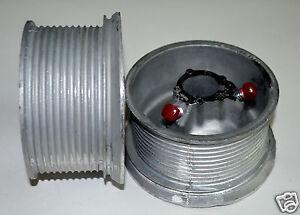 Garage Door Cable Drums 1 Pair Up To 12 High Doors 400