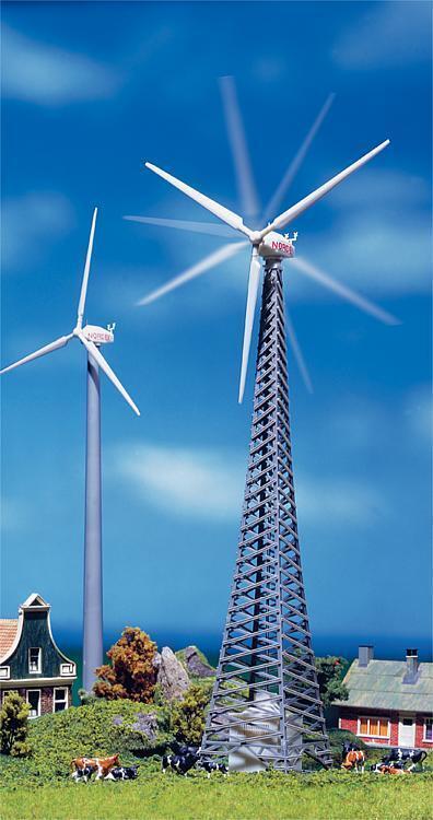 Faller H0 130381 Turbine Éolienne Nordex Neuf Emballage D'Origine