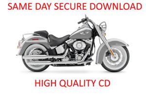 2007 harley davidson softail service repair manual instant download