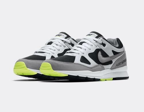 Wholesale NIKE AIR SPAN II 2 AH8047 101 WHITE/DUST GREY/BLACK/VOLT - RETRO free shipping