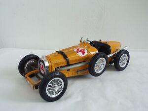 Burago-BUGATTI-TYPE-59-1934-1-18-Scale-Diecast-Model-Car