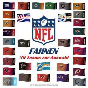 NFL-Football-Fahnen-vers-Teams-Fanartikel-Seahawks-Patriots-Atlanta-Packers