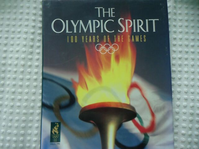 **NEW**The Olympic Spirit : 100 Years of the Games