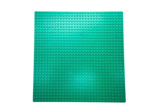 2.Wahl !! Lego® Basic Platte Bauplatte grün 32x32 Noppen Rasen City Haus !