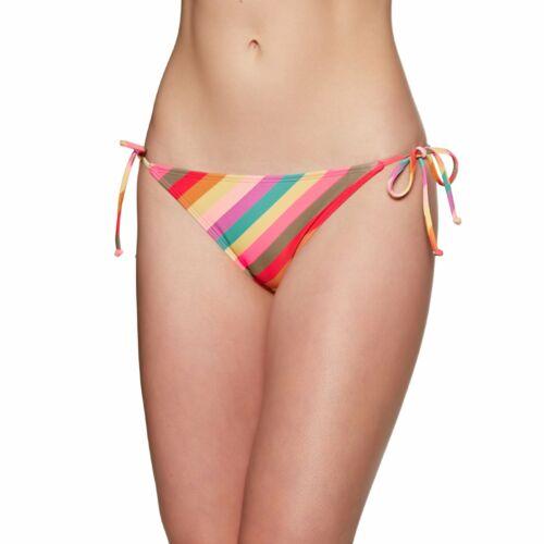 Billabong Sol Searcher Slim Pa Womens Beachwear Bikini Bottoms Stripes