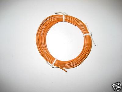 Kfz Kabel Litze Leitung Flry 1,0mm² 10m Orange Fahrzeug Auto Lkw Fahrzeugleitung Grade Produkte Nach QualitäT