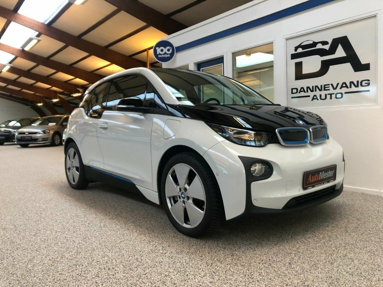 BMW i3  REX aut. 5d - 239.800 kr.