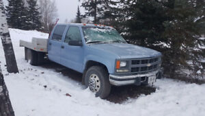 1996 Chevy K3500 with 6.5 diesel