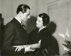 """Acteurs Raymond Maurel et Andrée Spinelly dans la pièce """"École des cocottes"""", 19"""