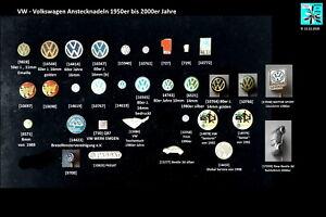 VW Volkswagen Abzeichen Anstecknadel/n stick pins AUSSUCHEN / choice
