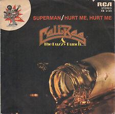 DISCO 45 Giri    Celi Bee & The Buzzy Bunch – Superman / Hurt Me, Hurt Me