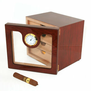 Unique-Cigar-Star-Humidor-Executive-Edge-4-Drawer-2-Crystal-humidifiers
