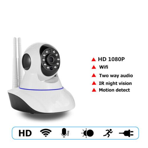 HD 720P//1080P 2MP NightVision PTZ Wifi IP Camera IR-Cut Two Way Audio Yoosee APP
