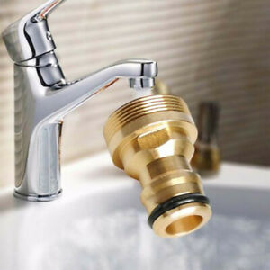 4-Stueck-Wasserleitungs-adapter-Schlauch-Zapfhahn-Verbinder-3-4-034-Werkzeuge