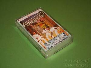 Amaurote-MSX-64K-Game-Mastertronic-Added-Dimension-SCC-NEW